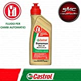 ricambi auto smc Olio Cambio per Trasmissione Cambio Automatico CASTROL TRANSMAX DEXTRON III MULTIVEHICLE 3 Litri