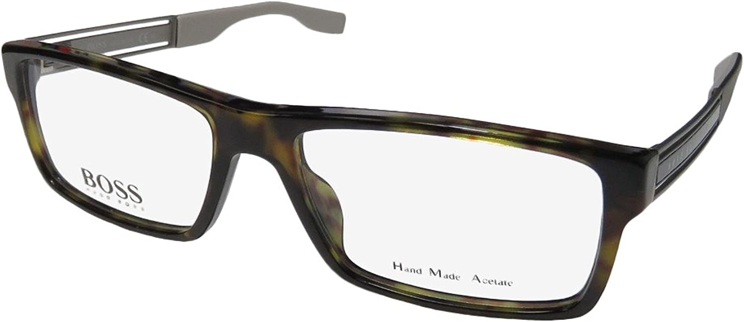 Hugo Boss 0566 Eyeglasses color 0AQL 00