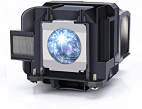 Huaute V13H010L88 / ELPLP88 Replacement Projector Lamp with Housing Compatible with Powerlite Home Cinema 2040 1040 2045 740HD 640 EX3240 EX7240 EX9200 EX5250 EX5240 VS240 VS345 VS340