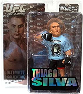 Round 5 MMA UFC Ultimate Collector Series 5 Thiago Silva Action Figure [Limited Edition]