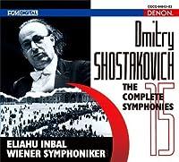 SHOSTAKOVICH: COMPLETE SYMPHONIES(11CD)