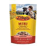Zuke's Mini Naturals Dog Treats, Salmon