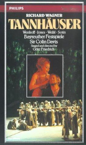 Wagner, Richard - Tannhäuser [VHS]
