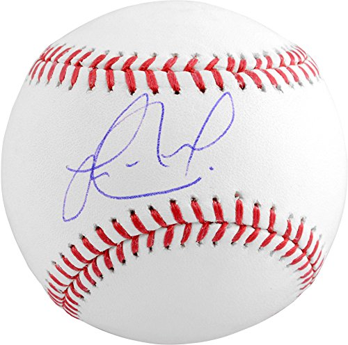 Jorge Alfaro Miami Marlins Autographed Baseball - Fanatics Authentic...