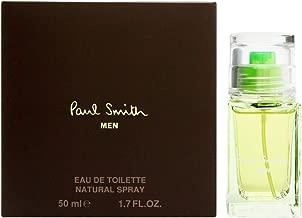 Paul Smith By Paul Smith For Men. Eau De Toilette Spray 1.7 Ounces