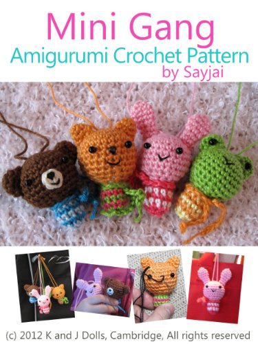 20 Free Amigurumi Patterns to Melt Your Heart | 500x375