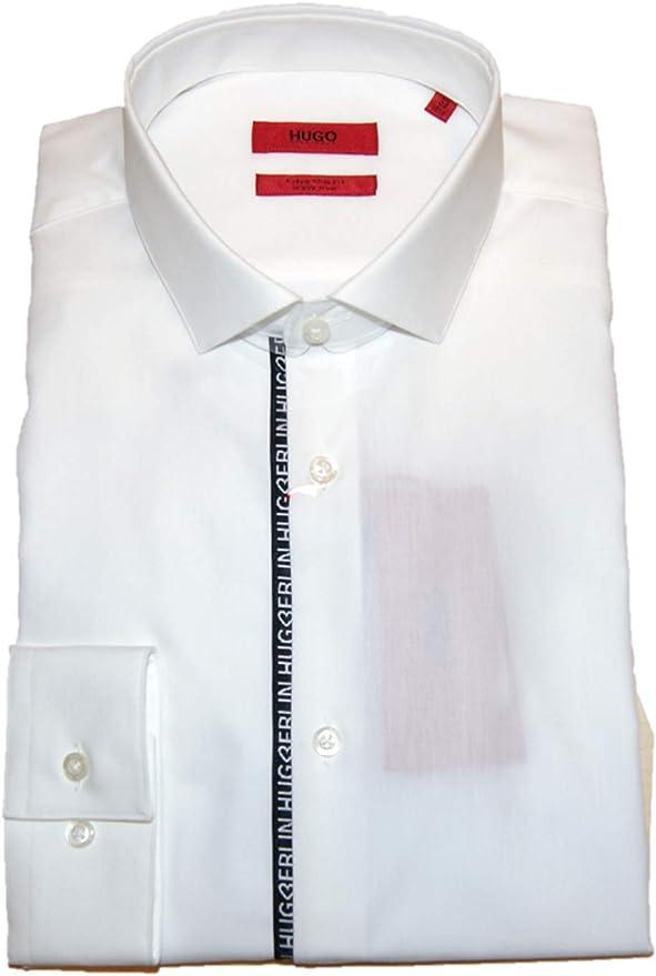 HUGO Erondo - Camisa para hombre: Amazon.es: Ropa