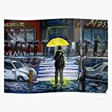 Sweetino Yellow Show Umbrella I Met How Your Mother Home
