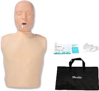 CPR Half-lengte manikins, cardiopulmonale reanimatiesimulatormodel voor onderwijsonderwijsonderzoek
