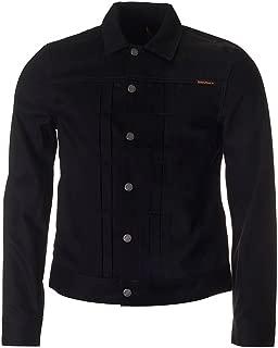 Men's Sonny Dry Black Denim Jacket