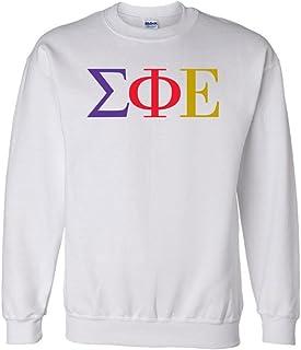 Sigma Phi Epsilon SigEp Logo Crewneck Sweatshirt