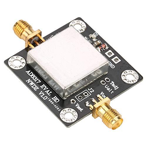 Weikeya - Detector logarítmico, wattímetro más potencia 50 ohmios + 3,3 ~ 5 V DC @ 20 mA de plástico y componentes electrónicos para amplificador
