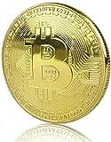 Physique Bitcoin pièce en...