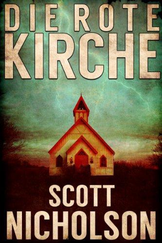 Die rote Kirche (Geister-Thriller 3)