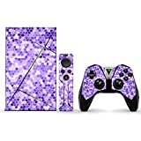 MightySkins Skin Compatible with NVIDIA Shield TV (2017) wrap Cover Sticker Skins Stained Glass