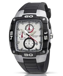 Sekonda Men's Chronograph Black Pu/Plastic Strap Watch 3058.27 (B004N3BE7I) | Amazon price tracker / tracking, Amazon price history charts, Amazon price watches, Amazon price drop alerts
