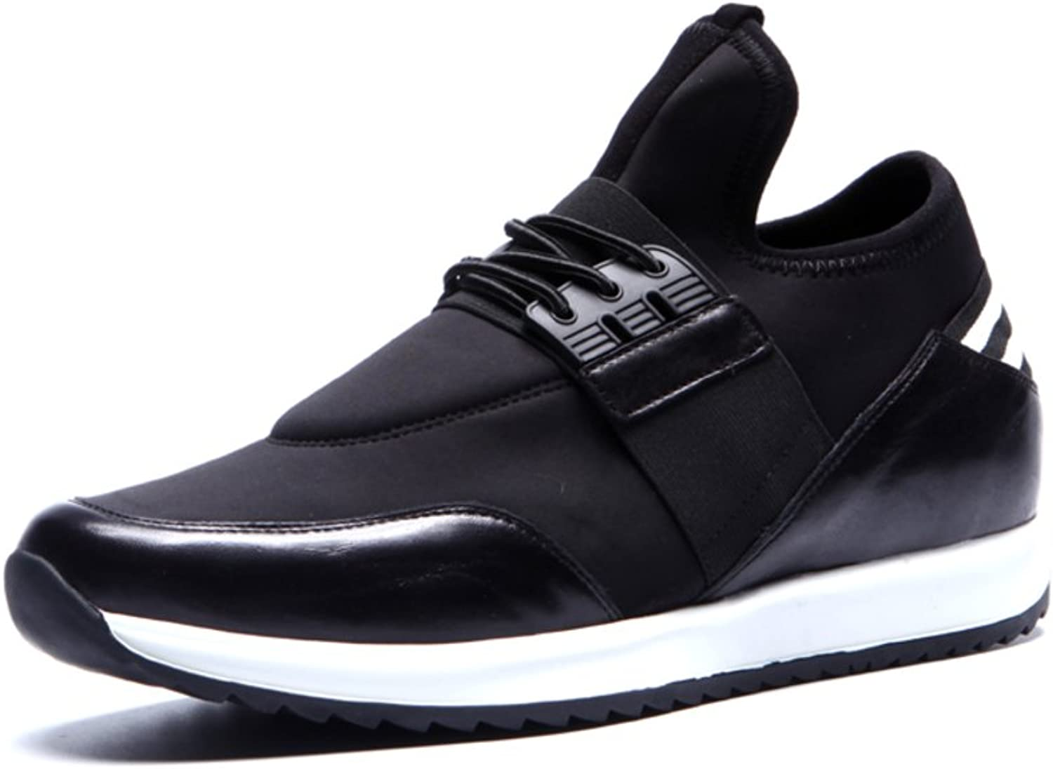 WLJSLLZYQ Autumn Sports shoes The Korean Version of Height Increasing shoes Sport shoes Running shoes