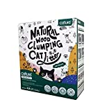 Cature Tiny Pellets Natural Wood Clumping Cat Litter (6LTR)