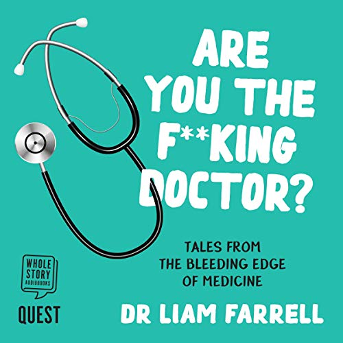 Are you the F--king Doctor? cover art