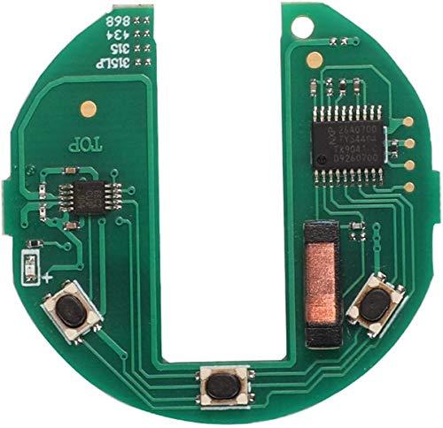 KR55WK49333 315/433/868MHz ID46 PCF7953 llave inteligente remota para BMW Mini Cooper S ONE D Clubman Countryman Cabrio Car (315 MHz 433 MHz)