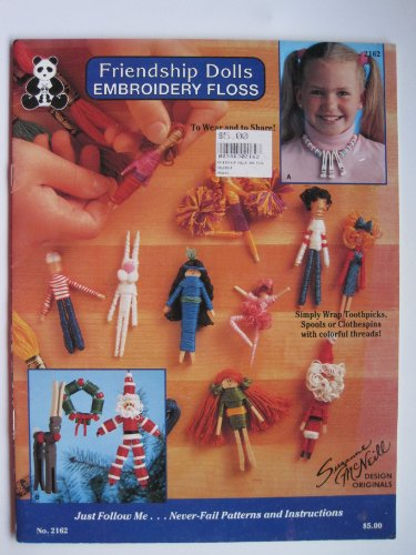Why Should You Buy Friendship Dolls Embroidery Floss (No. 2162)