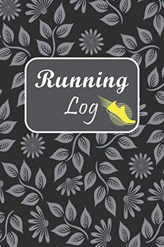 Running Log: Runners Training Log to Track Distance, Time, Speed, Heart Rate; Run Day-by-Day Run Planner; Daily and Weekly Runner; Run Workouts Journal Notebook; Jogger Runner Gift Idea.
