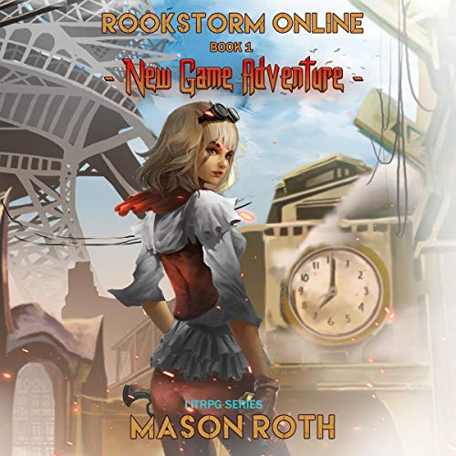 Rookstorm Online Book 1: New Game Adventure cover art