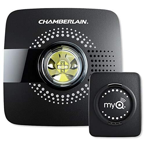 Chamberlain MyQ Wi-Fi Smart Garage Door Hub - Model Number MYQ-G0302 - Model Number MYQ-G0301