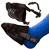 2-Pack of Cast Socks - Heavy-Duty Construction, Large Enough for Virtually Any Leg, Ankle or Foot Cast - Closed Toe Sock Cover - by Impresa Products