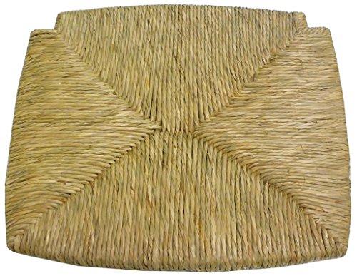 Ordine min 2 pz Seduta sedile fondo pannello per sedia legno paesana in paglia
