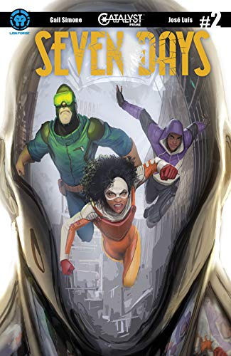 Catalyst Prime: Seven Days #2 (English Edition)