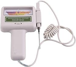 Probador de pH, portátil 2 en 1 medidor de Nivel de Cloro PH y CL2 Comprobador de Monitor de medición de Calidad del Agua para Piscina, Agua de SPA, manantial de Agua
