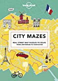 Best travel guide unique travel gift City Mazes