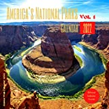 America s National Parks Calendar 2021-2022: September 2021 - December 2022 16 Month Colorado calendar 2021-2022, Mini & office calendars 2022, Scenic ... America s National Parks Calendar 2021-2022