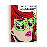 Pop Art and Vintage Poster Print By Haus and...