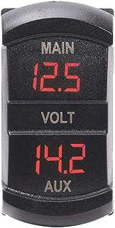 مفتاح 5 – 60 فولت عرض مزدوج الجهد الكهربي للكشف عن البطارية لسيارة قارب اليخت من ETbotu, One size