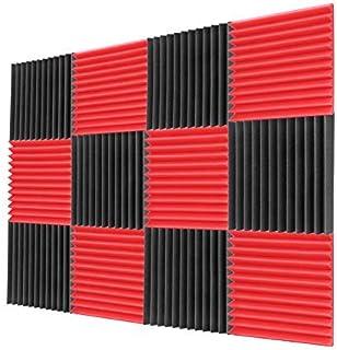 Acoustic Foam Panels 1�x12�x12�� Acoustic Panels, Sound Proof Padding, Sound Proof Foam Panels, Soundproofing Foam Panel, Studio Foam, Soundproof Foam, Acoustic Panel, Sound Foam Wedges