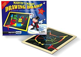 Marvin's Magic Drawing Board (Professional Magic made easy )