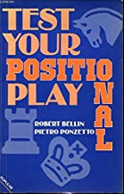 Test Your Positional Play (Macmillan Library of Chess)