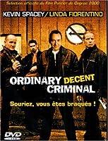 Ordinary Decent Criminal [DVD]