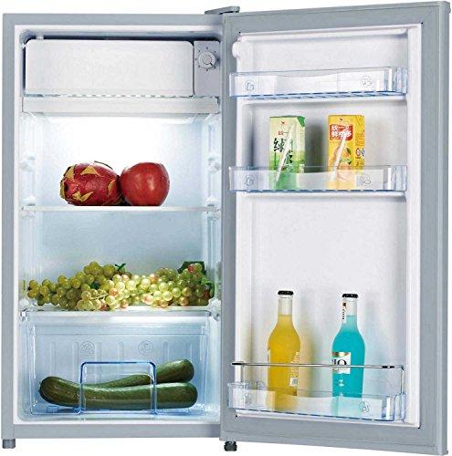 California - ks 91 rs - Réfrigérateur top 45cm 91l a+ statique silver