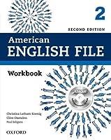 American English File 2/E Level 2 Work Book with Key iChecker