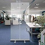 Tcylz Cubículo Separador de Habitaciones y dormitorios Aula de privacidad Planta Permanente contra estornudos de Pantalla Biombo portátil (Size : 80x180)