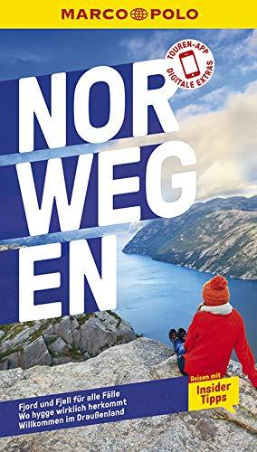 MARCO POLO Reiseführer Norwegen: Reisen mit Insider-Tipps. Inkl. kostenloser Touren-App