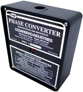 cedarberg industries phase converter