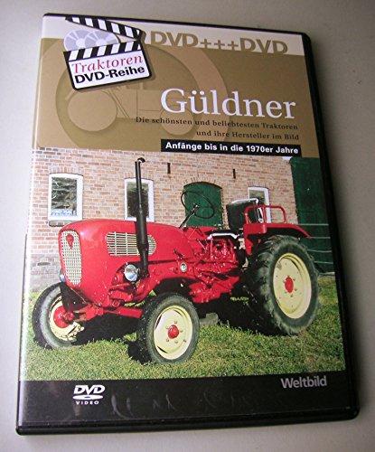 Güldner - Weltbild Traktor DVD - Traktoren-Reihe