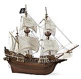 帆船模型キット バッカニア (60分の帆船模型製作入門DVD及び和訳付き)