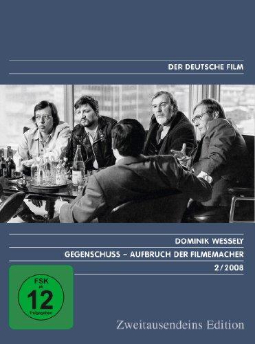 Gegenschuss - Aufbruch der Filmemacher - Zweitausendeins Edition Deutscher Film 2/2008.
