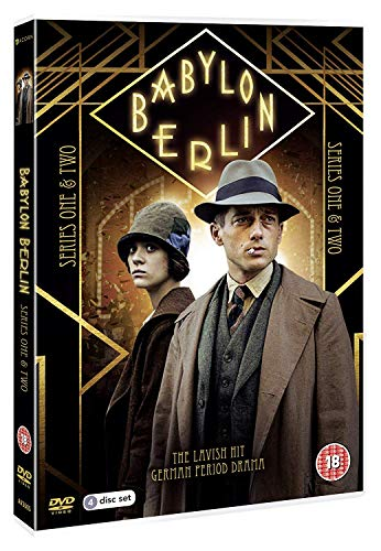 Babylon Berlin - Series 1 and 2 Box Set [DVD]