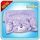 Pillow Pets Blanket Prayer Bunny